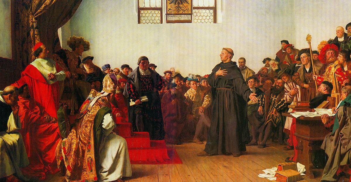 Martín Luther y el advenimiento del individualismo || Mercator.net