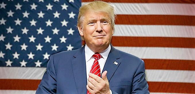 Trump no tiene vergüenza. Antonio Burgos||ABC