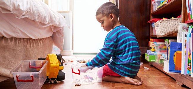 Los trucos definitivos del método Marie Kondo para enseñar a los niños a ser ordenados