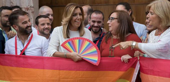 Andalucía impone la ideología de género y el resto de la agenda del lobby LGBTI a todos los niveles