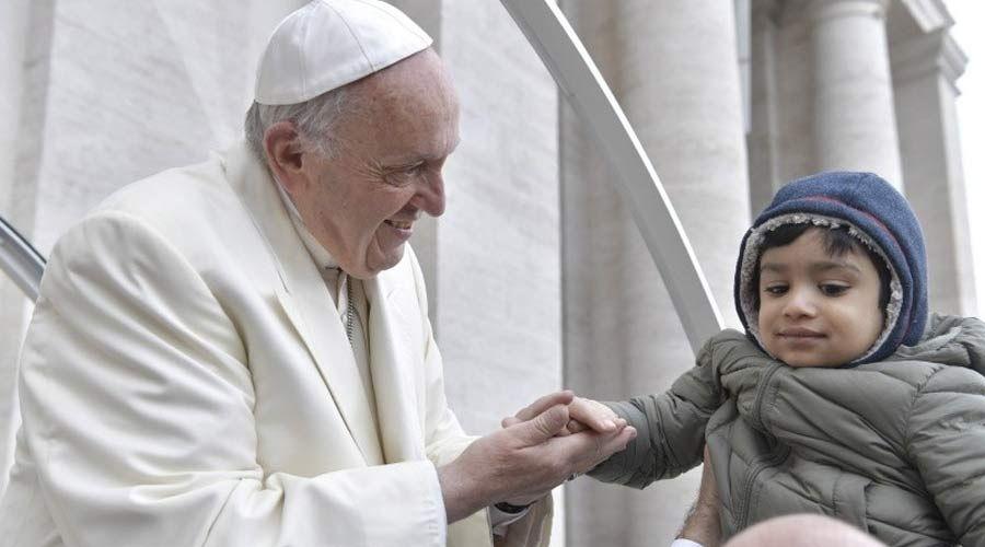 Mensaje del Papa para la Cuaresma 2018