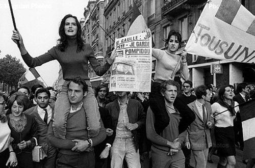 Herencia de Mayo del 68 || 50 años después.