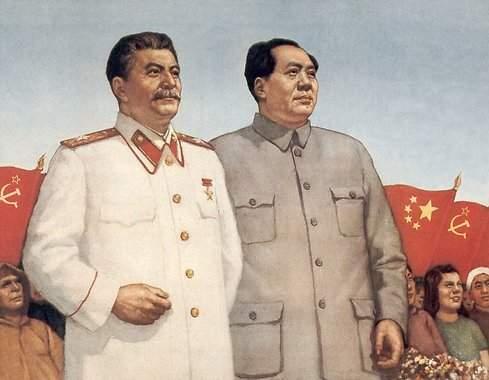 Stalin y Mao, dos peligrosos agricultores