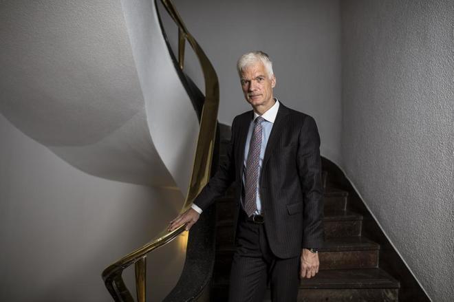 Andreas Schleicher, creador del informe PISA: «Las leyes educativas en España son casi del siglo XIX»