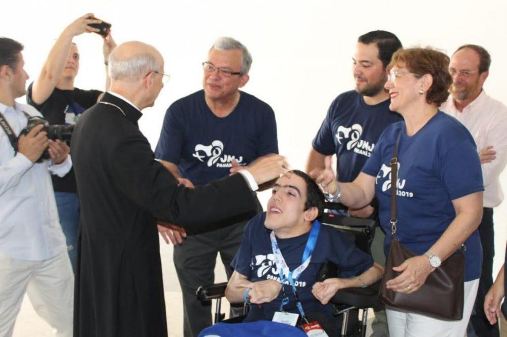 JMJ Panamá: Entrevista con Mons. Fernando Ocáriz, Prelado del Opus Dei