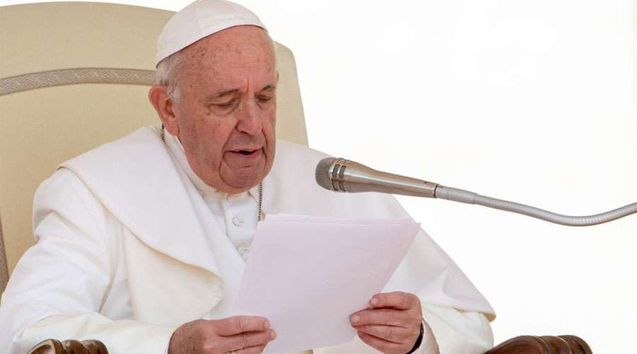 Audiencia del Papa, sobre el Padre nuestro
