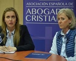 España Abogados Cristianos lleva al Constitucional la Ley LGTB de Madrid y sale en defensa de Elena Lorenzo