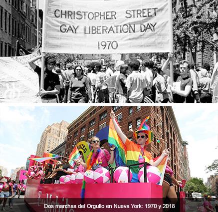 Orgullo gay: de manifestación a carnaval