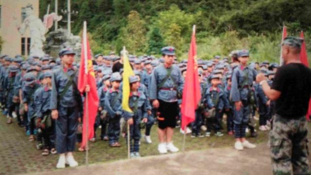 El Partido Comunista Chino está capturando las mentes de los niños.
